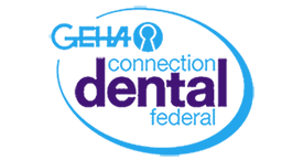 GEHA dental logo